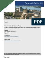 Erath et al (2010) Long term fuel price elasticity.pdf