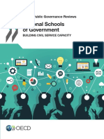 OECD - National Schools of Government Building Civil Service Capacity.-OECD (2017)