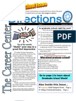 Directons, SBU Career Center's Newsletter