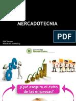 Mercadotecnia (Introduccion - Parte I) 2019 - PRINT