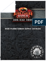 HIGH PLAINS RANCH SUPPLY CATALOG 2010