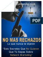 Los 6 Secretos Que No Quieren Que Tu Sepas Sobre Network Marketing