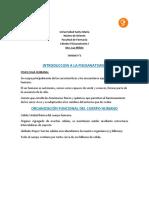 Farmacia Introducción a la Fisioanatomía...Fisioanatomía I USM... (1)