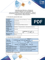 Guía de actividades y rubrica de evaluación - Tarea 2 - Desarrolar ejercicios Unidad 1 y 2 (2).docx