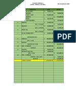 EJERCICIO PRE EXAMEN contabilidad