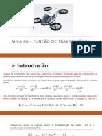 Aula 6 - Função de Transferência.pptx