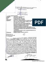 Resolución Nro. 1 5 ENE 2018 EXP. N.° 18644-2017 Juez Ricardo CHANG RACUAY - caso Collique