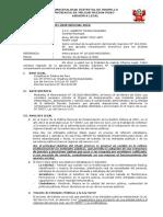 INFORME LEGAL Nº 031-2020 Decreto Supremo Nº 413-2019-EF, que Aprueba Compesaciòn Economica para los Alcaldes Distritales