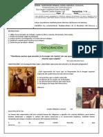 Guía Del Barroco a La Independencia 2020