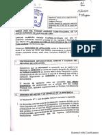 1 - 12 Escrito No. 2 _ 10 ABR 2018 _ Exp. 18644-2017 APELACIÓN _ 3° Juzgado Constitucional _ Collique