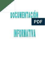 Documentación Informativa