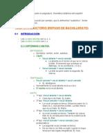 Lengua Española Tema 1