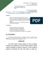 Lengua Española Tema 6,7,8