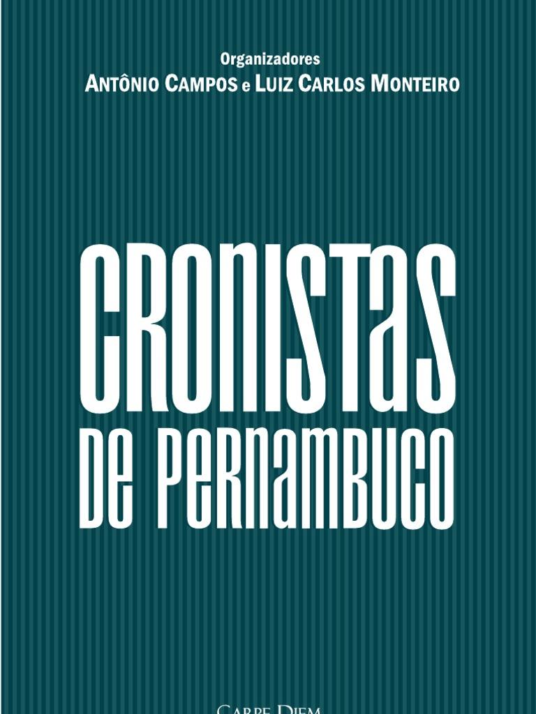 4c824091b2 Coleção Pernambuco em Antologias