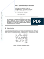 Enumeration of Generalized Pol Yo Mi Noes