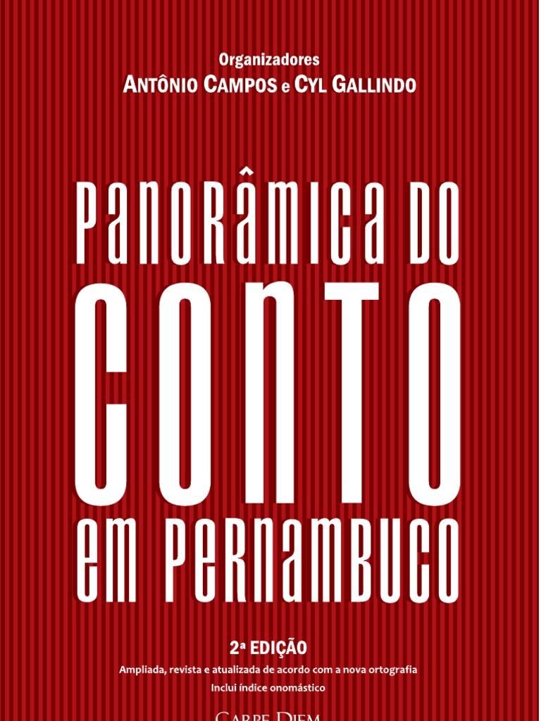 adc0dadbe Coleção Pernambuco em Antologias: