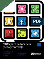 TICS para docencia y el aprendizaje