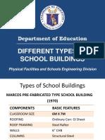 Diff Types of Schoolbuilding Nsbi