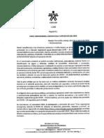 Circular y Protocolo Prevención, manejo, atención y control COVID-19 11mar2020
