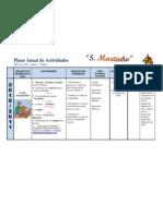 Planificação S. Martinho_2010