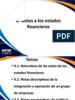 4 Notas a los estados financieros.pptx
