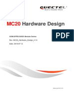 MC20 Hardware Design