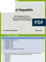 19. Viral Hepatitis-DDS 2- 2017-18