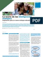 Grao_._Amparo_Escamilla.La teoría de las inteligencias múltiples Inspiración para un nuevo enfoque educativo