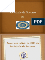 treinamento sociedade de socorro (Lisandra Gomes Lima)