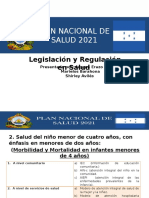 PLAN NACIONAL DE SALUD PPT