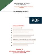 6. Instrumentos ecologicos