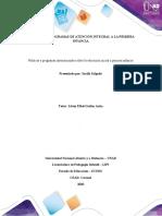 Formato Entrega Paso 2  Programa informativo sobre políticas y programas internacionales en primera infancia sarith.docx