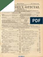 Monitorul Oficial, partea I-a, nr. 259, joi 9 noiembrie 1933