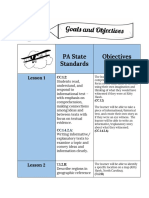 educ 305- lesson goals and objectives  1