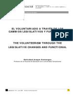 EL VOLUNTARIADO A TRAVES DE LOS CAMBIOS LEGISLATIVOS FUNCIONALES.pdf