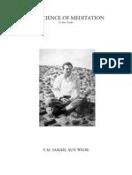 The Science of Meditation by VM Samael Aun Weor