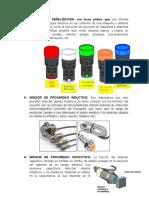 3 CONTROL Y AUTOMATISMO ELECTRÓNICOS Y ELECTRICOS
