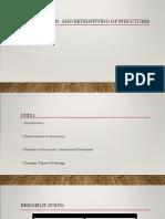 IV - Repair and Rehabilitation of Structures - Unit 1&2