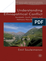 (Rethinking Peace and Conflict Studies) Emil Souleimanov (auth.) - Understanding Ethnopolitical Conflict_ Karabakh, South Ossetia, and Abkhazia Wars Reconsidered-Palgrave Macmillan UK (2013)-Copy