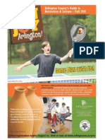 Arlington VA Parks and Rec