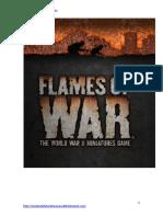 Flames of War. Misiones V4 español