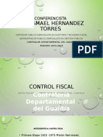 CONTROL FISCAL UCC