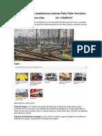 Patio_taller Ferroviario