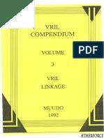 VRIL Compendium Vol 3 VRIL Linkage