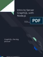 server-graphql-nodejs