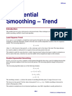 Exponential_Smoothing-Trend