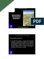 Clase Conceptos to Geografico