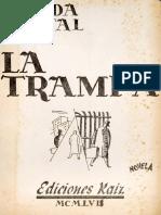 Marta Portal La Trampa (1956)