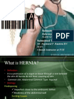 Hernia for TCH