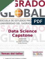Sagrado Global - Capstone Project Semana 5